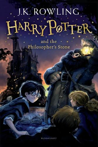 Harry Potter and the Philosopher's Stone (Hardback)