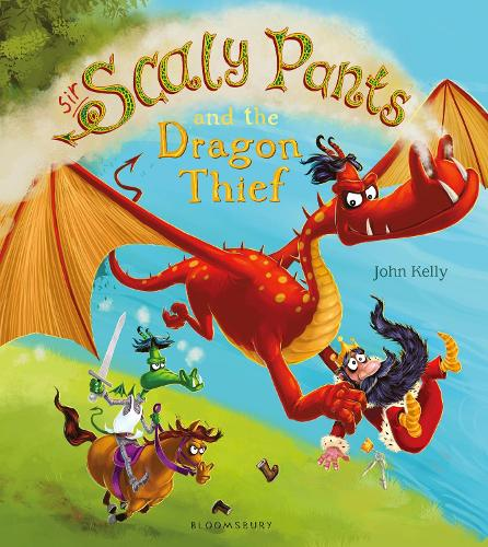 Sir Scaly Pants and the Dragon Thief (Hardback)