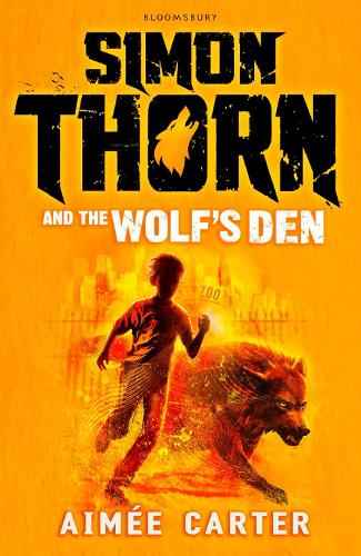 Simon Thorn and the Wolf's Den (Paperback)