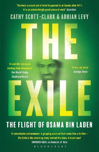 The Exile: The Flight of Osama bin Laden (Paperback)
