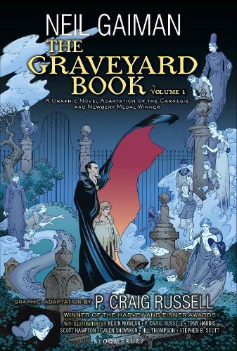Click to view product details and reviews for The Graveyard Book Graphic Novel Part 1.