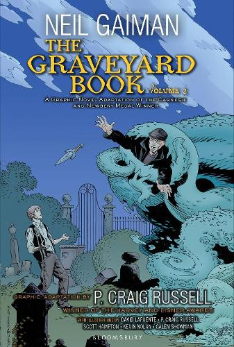 Click to view product details and reviews for The Graveyard Book Graphic Novel Part 2.