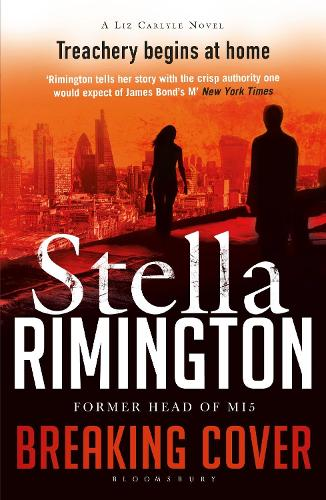 Breaking Cover - A Liz Carlyle Novel 9 (Paperback)