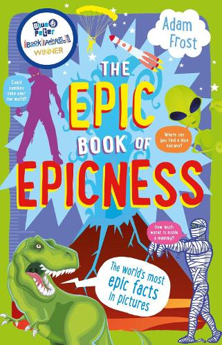 The Epic Book of Epicness (Paperback)
