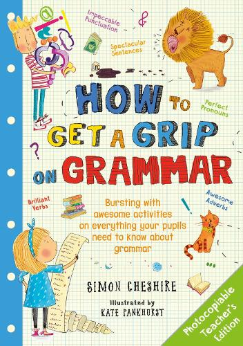 How to Get a Grip on Grammar Teacher's Edition (Paperback)