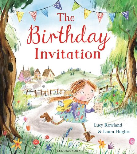 The birthday invitation by lucy rowland laura hughes waterstones the birthday invitation paperback stopboris Gallery