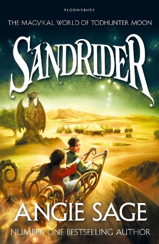 Sandrider: A Todhunter Moon Adventure (Paperback)