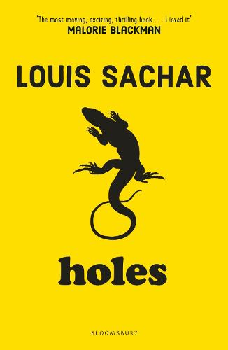 Holes by Louis Sachar | Waterstones
