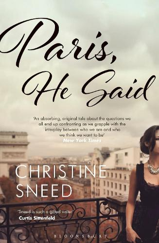 Paris, He Said (Paperback)