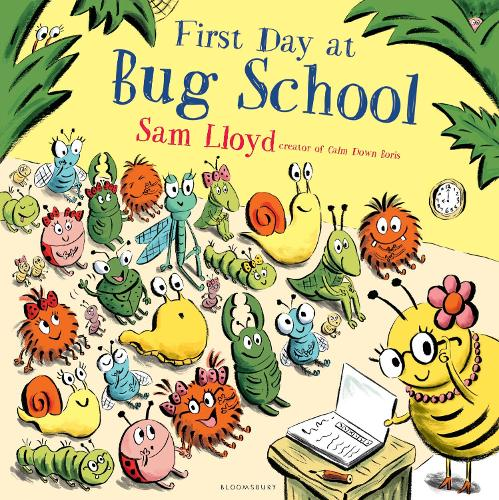First Day at Bug School (Paperback)