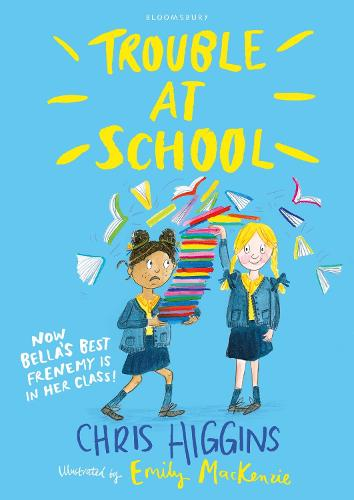 Trouble At School (Paperback)