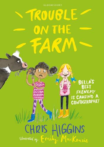 Trouble on the Farm (Paperback)