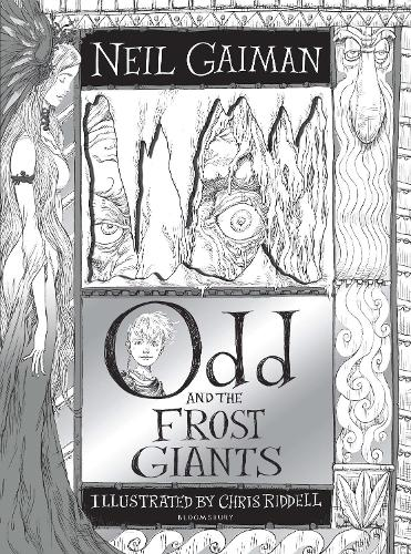 Odd and the Frost Giants (Hardback)