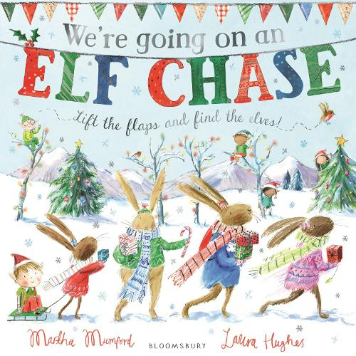 We're Going on an Elf Chase (Hardback)