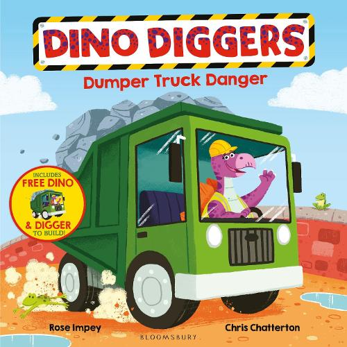 Dumper Truck Danger - Dino Diggers (Paperback)