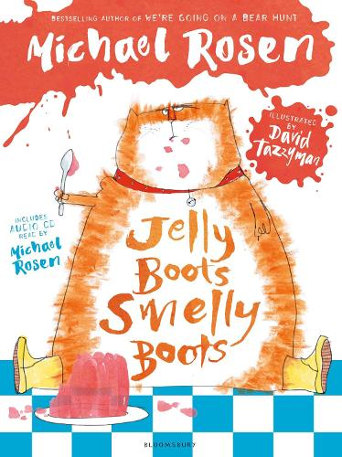 Jelly Boots, Smelly Boots (Hardback)