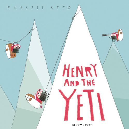 Henry and the Yeti (Hardback)