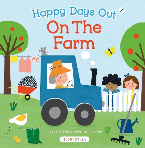 Happy Days Out: On the Farm (Board book)