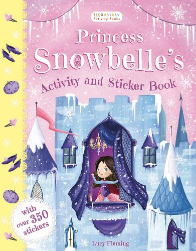 Princess Snowbelle's Activity and Sticker Book (Paperback)