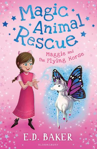 Magic Animal Rescue 1: Maggie and the Flying Horse (Paperback)