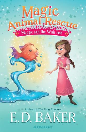 Magic Animal Rescue 2: Maggie and the Wish Fish (Paperback)