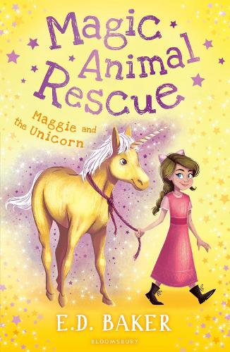 Magic Animal Rescue 3: Maggie and the Unicorn (Paperback)