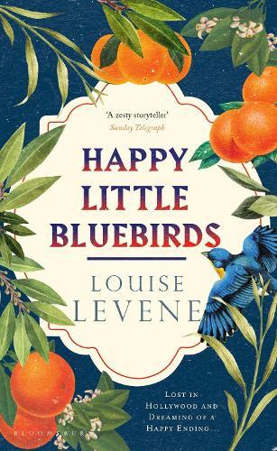 Happy Little Bluebirds (Hardback)