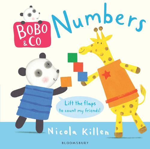 Bobo & Co. Numbers (Board book)
