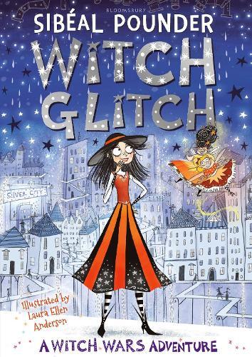 Witch Glitch - Witch Wars (Paperback)