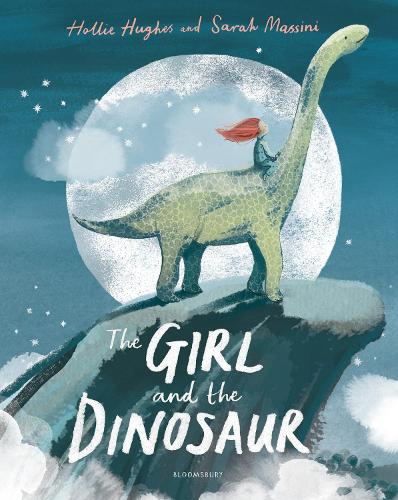 The Girl and the Dinosaur (Hardback)