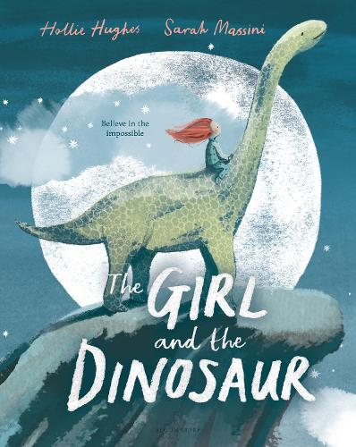The Girl and the Dinosaur (Paperback)
