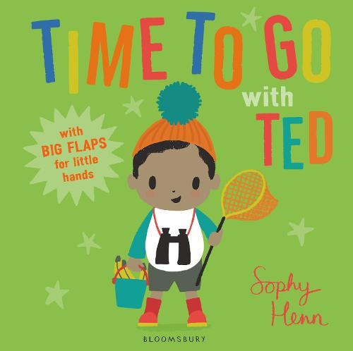 Time to Go with Ted (Hardback)