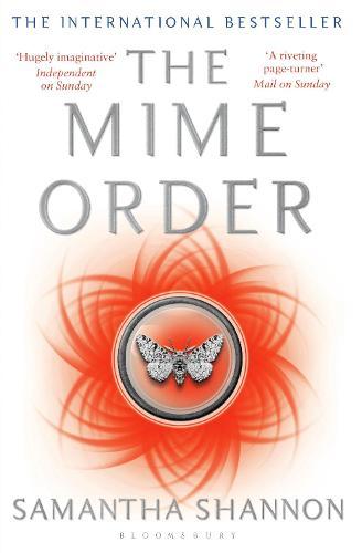 The Mime Order - The Bone Season 2 (Paperback)