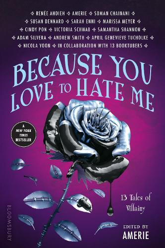 Because You Love to Hate Me: New York Times Bestseller (Paperback)