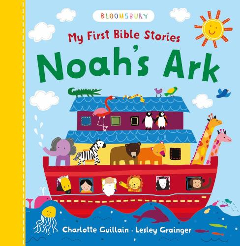 My First Bible Stories: Noah's Ark (Board book)