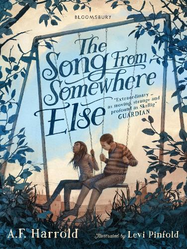 The Song from Somewhere Else by A. F. Harrold, Levi Pinfold | Waterstones