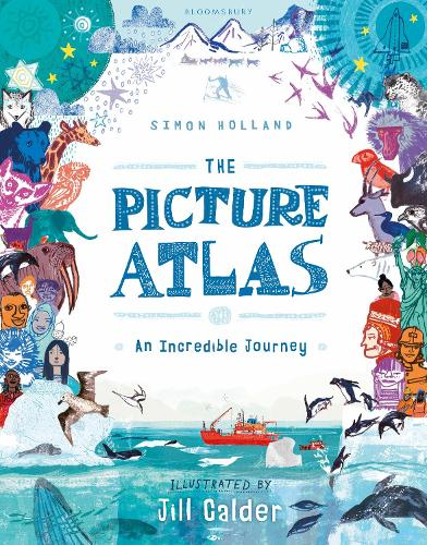 The Picture Atlas (Hardback)