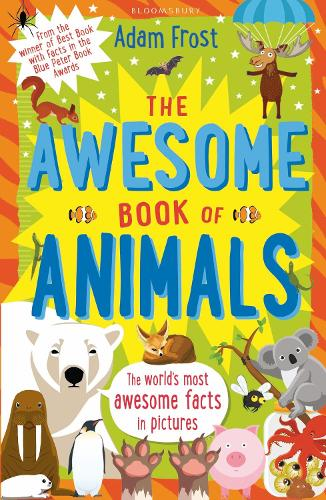 The Awesome Book of Animals (Paperback)