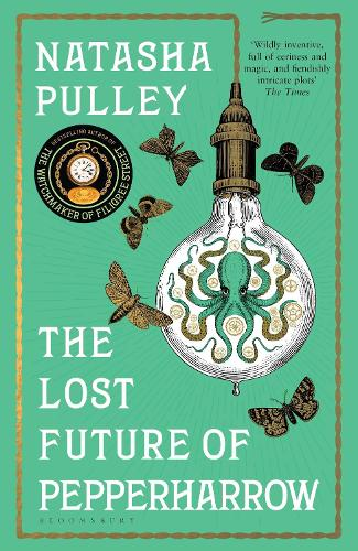 The Lost Future of Pepperharrow (Paperback)
