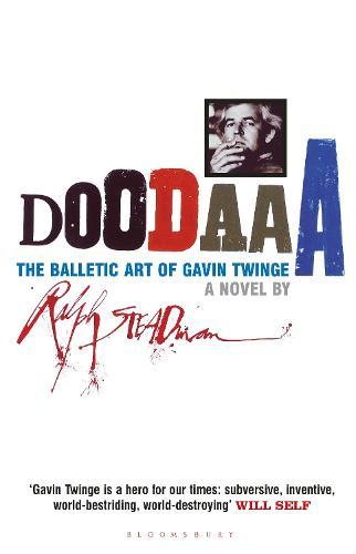 Doodaaa: The Balletic Art of Gavin Twinge: A Novel (Paperback)