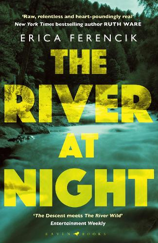 The River at Night: A Taut and Gripping Thriller (Paperback)