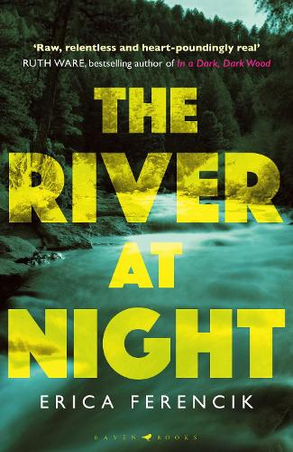 The River at Night: A Taut and Gripping Thriller (Hardback)