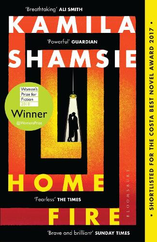 Image result for home fire kamila shamsie cover