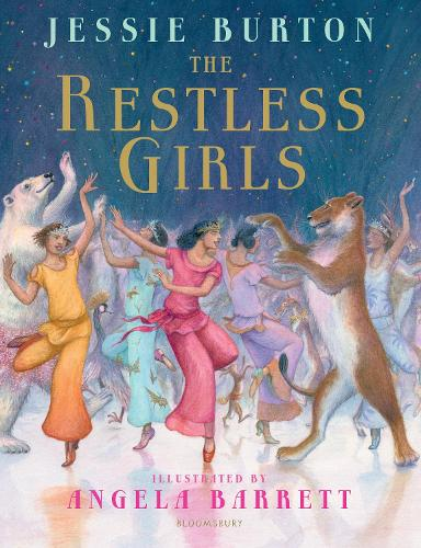 The Restless Girls: Jessie Burton and Angela Barrett in conversation