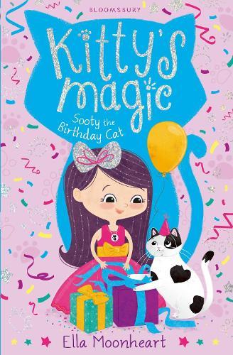 Kitty's Magic 6: Sooty the Birthday Cat - Kitty's Magic (Paperback)