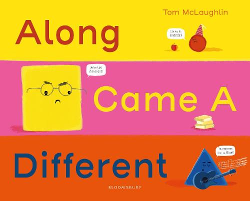 Along Came a Different (Hardback)