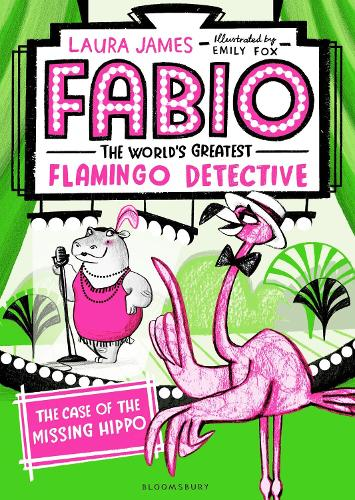 Meet Fabio: The World's Greatest Flamingo Detective!