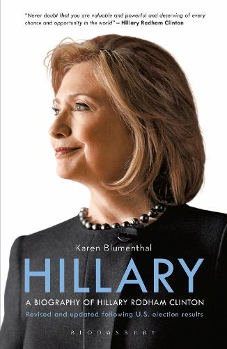 Hillary: A Biography of Hillary Rodham Clinton (Paperback)