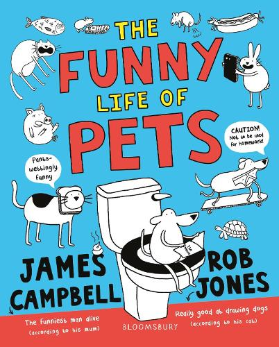 The Funny Life of Pets (Paperback)
