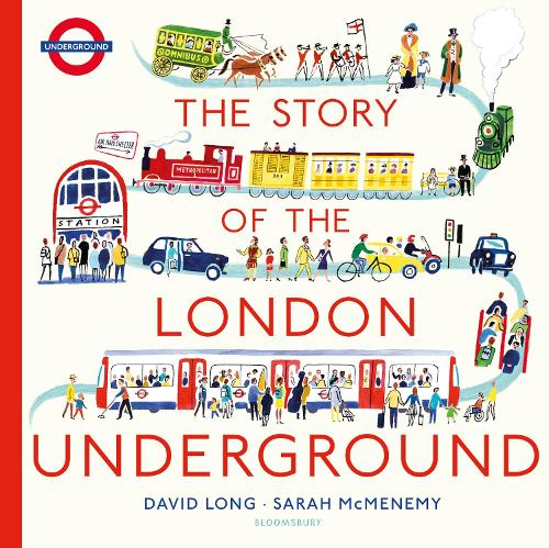 TfL: The Story of the London Underground (Hardback)